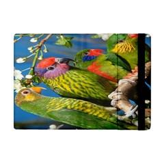Beautifull Parrots Bird Apple iPad Mini Flip Case