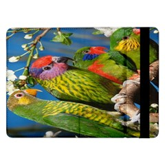 Beautifull Parrots Bird Samsung Galaxy Tab Pro 12.2  Flip Case