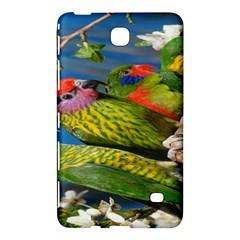 Beautifull Parrots Bird Samsung Galaxy Tab 4 (8 ) Hardshell Case