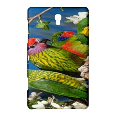 Beautifull Parrots Bird Samsung Galaxy Tab S (8.4 ) Hardshell Case