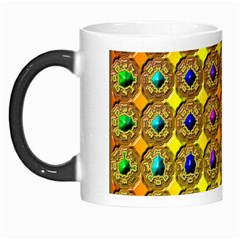 Background Tile Kaleidoscope Morph Mugs