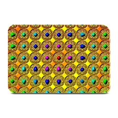 Background Tile Kaleidoscope Plate Mats
