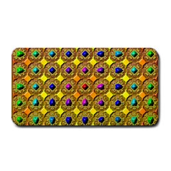 Background Tile Kaleidoscope Medium Bar Mats