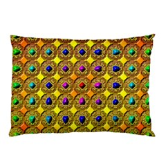 Background Tile Kaleidoscope Pillow Case