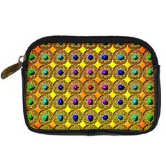 Background Tile Kaleidoscope Digital Camera Cases