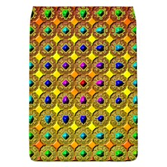 Background Tile Kaleidoscope Flap Covers (L)