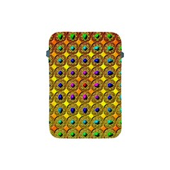 Background Tile Kaleidoscope Apple iPad Mini Protective Soft Cases