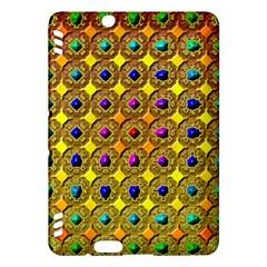 Background Tile Kaleidoscope Kindle Fire Hdx Hardshell Case