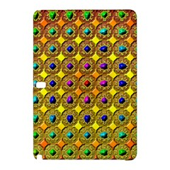 Background Tile Kaleidoscope Samsung Galaxy Tab Pro 12 2 Hardshell Case