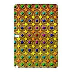 Background Tile Kaleidoscope Samsung Galaxy Tab Pro 12.2 Hardshell Case