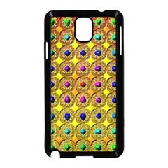 Background Tile Kaleidoscope Samsung Galaxy Note 3 Neo Hardshell Case (black)