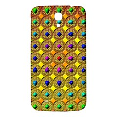 Background Tile Kaleidoscope Samsung Galaxy Mega I9200 Hardshell Back Case