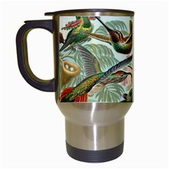 Beautiful Bird Travel Mugs (White)