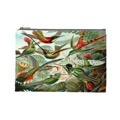 Beautiful Bird Cosmetic Bag (Large)