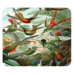 Beautiful Bird Double Sided Flano Blanket (Small)