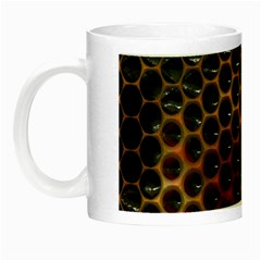 Beehive Pattern Night Luminous Mugs