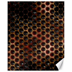 Beehive Pattern Canvas 16  x 20