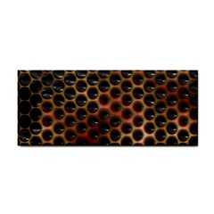 Beehive Pattern Cosmetic Storage Cases