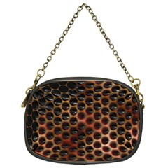 Beehive Pattern Chain Purses (One Side)