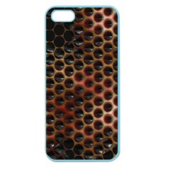 Beehive Pattern Apple Seamless Iphone 5 Case (color)