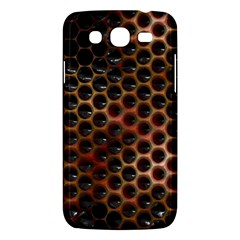 Beehive Pattern Samsung Galaxy Mega 5.8 I9152 Hardshell Case