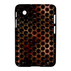 Beehive Pattern Samsung Galaxy Tab 2 (7 ) P3100 Hardshell Case