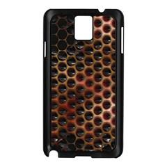 Beehive Pattern Samsung Galaxy Note 3 N9005 Case (Black)