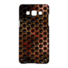 Beehive Pattern Samsung Galaxy A5 Hardshell Case
