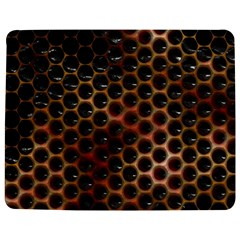 Beehive Pattern Jigsaw Puzzle Photo Stand (Rectangular)