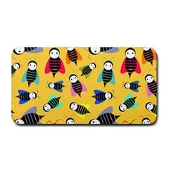 Bees Animal Pattern Medium Bar Mats