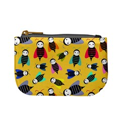 Bees Animal Pattern Mini Coin Purses