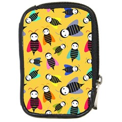 Bees Animal Pattern Compact Camera Cases