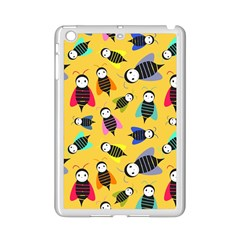 Bees Animal Pattern iPad Mini 2 Enamel Coated Cases