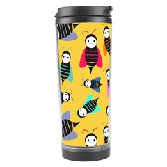 Bees Animal Pattern Travel Tumbler