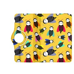 Bees Animal Pattern Kindle Fire HDX 8.9  Flip 360 Case