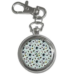 Bees Animal Pattern Key Chain Watches