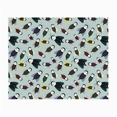 Bees Animal Pattern Small Glasses Cloth (2-Side)