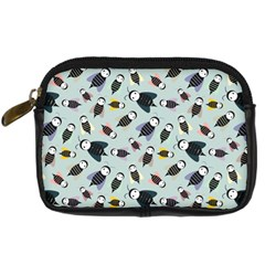 Bees Animal Pattern Digital Camera Cases