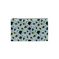 Bees Animal Pattern Cosmetic Bag (small)