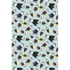 Bees Animal Pattern 5.5  x 8.5  Notebooks