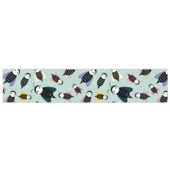 Bees Animal Pattern Flano Scarf (small)