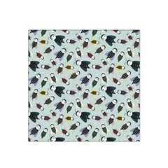 Bees Animal Pattern Satin Bandana Scarf