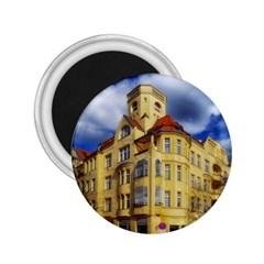 Berlin Friednau Germany Building 2.25  Magnets