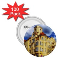 Berlin Friednau Germany Building 1.75  Buttons (100 pack)