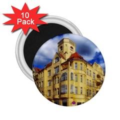 Berlin Friednau Germany Building 2.25  Magnets (10 pack)