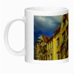 Berlin Friednau Germany Building Night Luminous Mugs