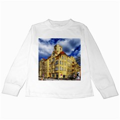 Berlin Friednau Germany Building Kids Long Sleeve T-Shirts