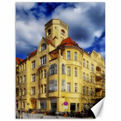 Berlin Friednau Germany Building Canvas 12  x 16