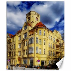 Berlin Friednau Germany Building Canvas 20  x 24