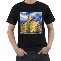Berlin Friednau Germany Building Men s T-Shirt (Black)